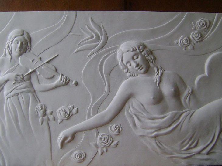 Барельеф - Скульптура Плюс
